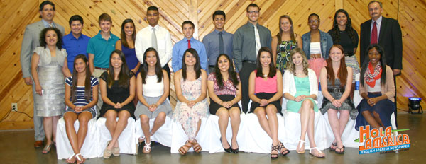 2013 LULAC recipients